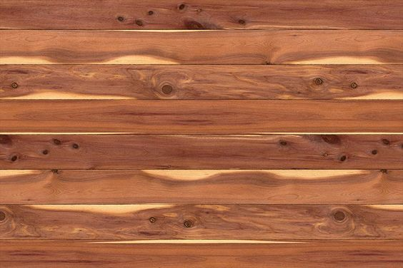 Red Cedar Red And Paneling Walls On Pinterest