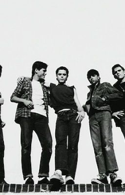 The Outsiders Imagines  - Ponyboy the book thieve  in 2019