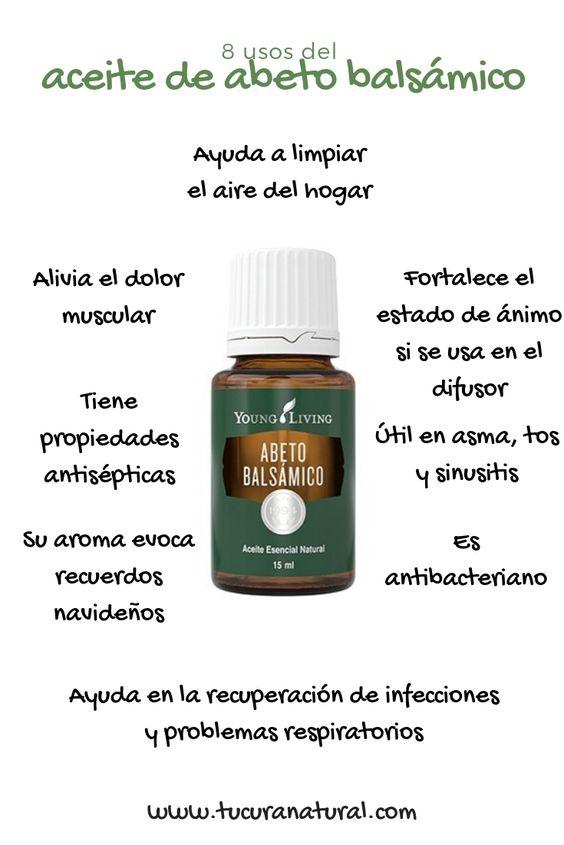 comprar aceite esencial de abeto balsámico