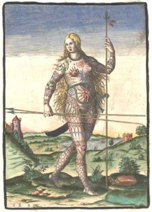 26+ Pictish warriors info