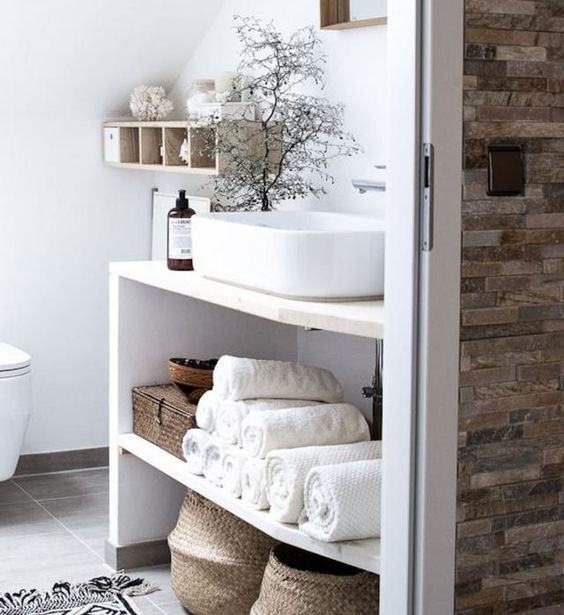 Get Ready For A Big Feng Shui Surprise Yes Even The Smallest Bathrooms Can