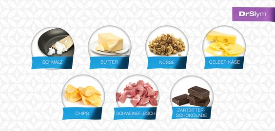 Das Mittagessen ist keine mathematische Aufgabe, die Sie lösen müssen, bevor Sie es essen dürfen. Zählen Sie keine Kalorien, genießen Sie Ihr gesundes Essen! Als grobe Richtlinie nehmen Sie sich vor, besonders kalorienreiche (obwohl nicht zwingend ungesunde) Nahrungsmittel zu reduzieren. Dazu gehören u.a.: