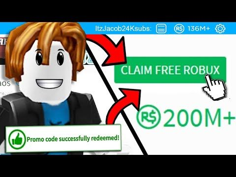 This Secret Robux Promo Code Gives Free Robux Roblox 2020