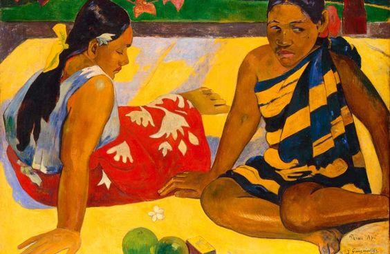 Paul Gauguin-, Fondation Beyeler