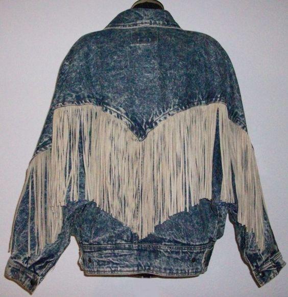 "Jeans Fransenjacke ""Prezzia"""
