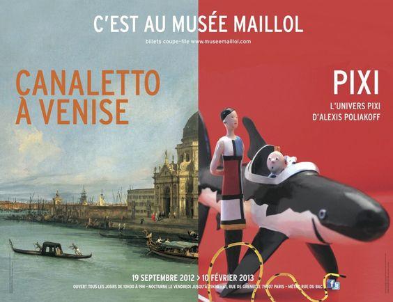 Pour Noël, venez découvrir les expositions du Musée Maillol | Canaletto à Venise - Musée Maillol