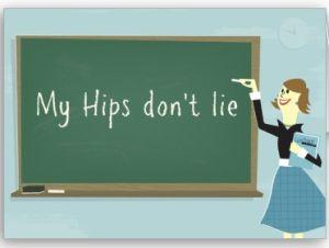 Hip Hip Hooray - Hip stretches
