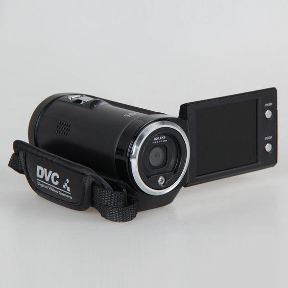 HD 720P 16MP Digital Camera Video Recorder Camcorder