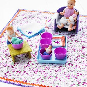 Childs Mini Picnic Set by Rice DK