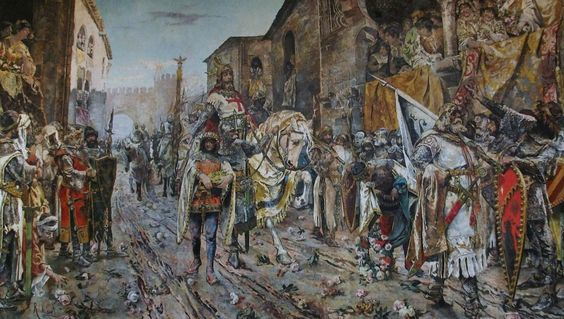 Reconquista cristiana medieval de la Península Ibérica y Baleares 21fd52810cfe7ffcee70b322e2353c13