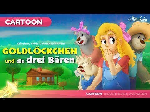 Goldlockchen Und Die Drei Baren Gute Nacht Geschichte Youtube Goldlockchen Und Die Drei Baren Gute Nacht Geschichte Zeichentrick
