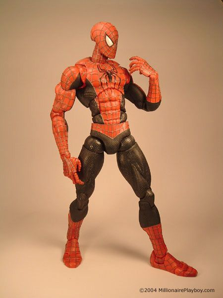Image result for spiderman 67 points of articulation