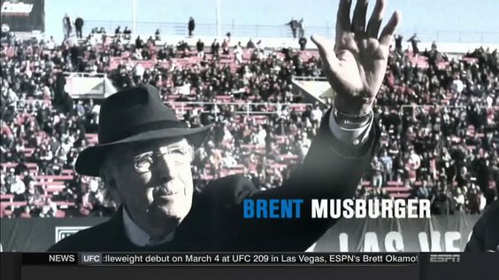 Legendary broadcaster Brent Musburger signs off for the final time http://ift.tt/2kq9GWf Love #sport follow #sports on @cutephonecases