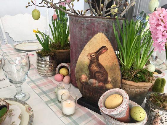 A Pinteresting Challenge ~ Spring Tablescape ~ LeCultivateur