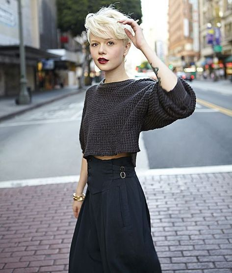 Top Looks Do Pinterest Steal The Look Short Hair Outfits Short Hair Fashion Outfits Cute Short Haircuts