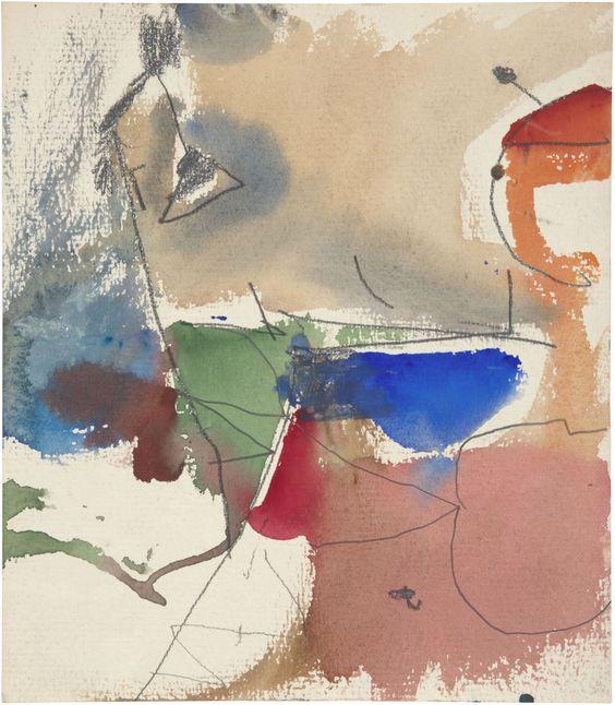 Obras de Richard Diebenkorn