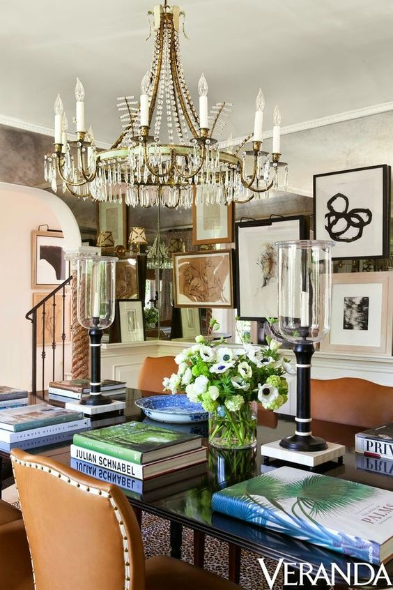 The Number One Interior Decorating Dilemma and How to Get Past It! - laurel home | interior design by Mark. D Sikes: