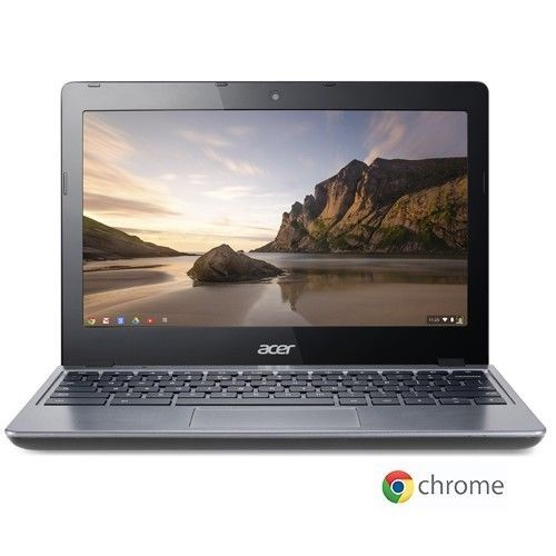 Acer C720 2103 11 6 Led Chromebook Intel Celeron Dual Core 1 4ghz 2gb 16gb Ssd Acer Avec Images Solide