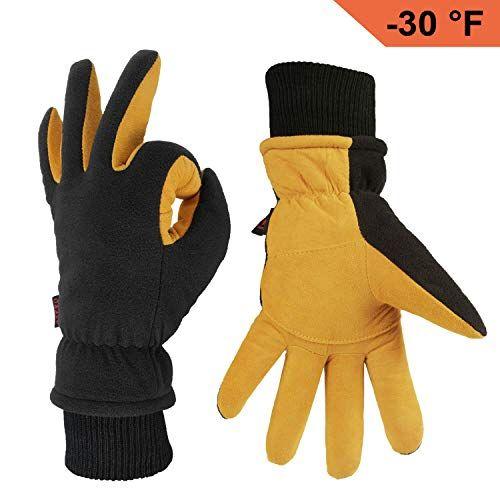 Ozero Winter Gloves Coldproof Thermal Ski Glove Deerski Https Www Amazon Com Dp B073191h7c Ref Cm S Winter Gloves Women Gloves Winter Best Winter Gloves