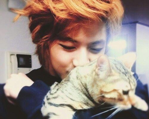 My ultimate bias, Lee Taemin<3