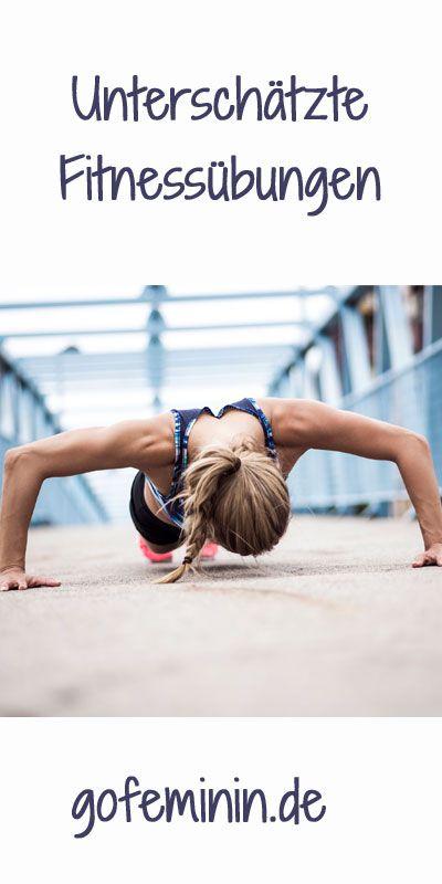 Für einen flachen Bauch & straffe Beine: 5 unterschätzte Fitnessübungen, die…