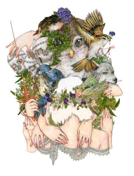 Fumi Mini Nakamura Japon ilustracion Cultura Inquieta11