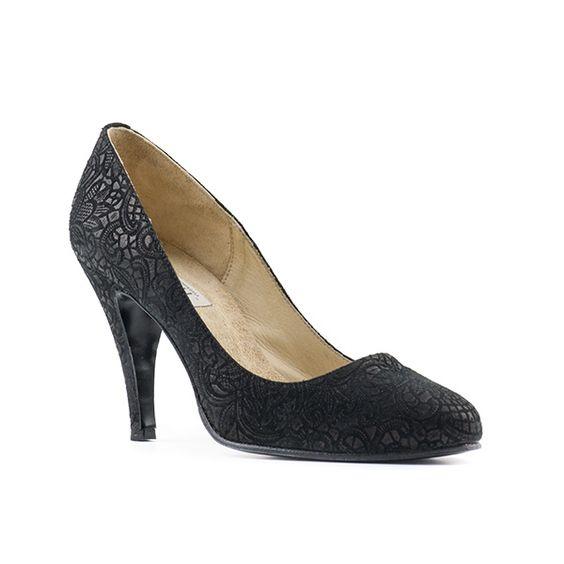 DECOLLETE' #NERO 912_100I, Wedding & Gala ----- #BLACK COURT 912_100I, Wedding & Gala ----- #Paoul #weddingshoes #galashoes #shoes #womenshoes