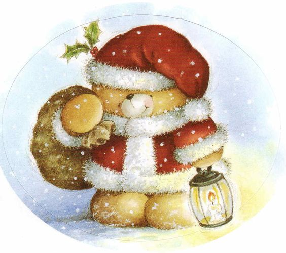Para siempre amigos ILUSTRACIONES Navidad