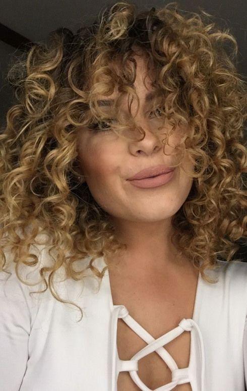 Caitlin Ripp Curl Routine 3a3b Naturalcurlyhair Natural