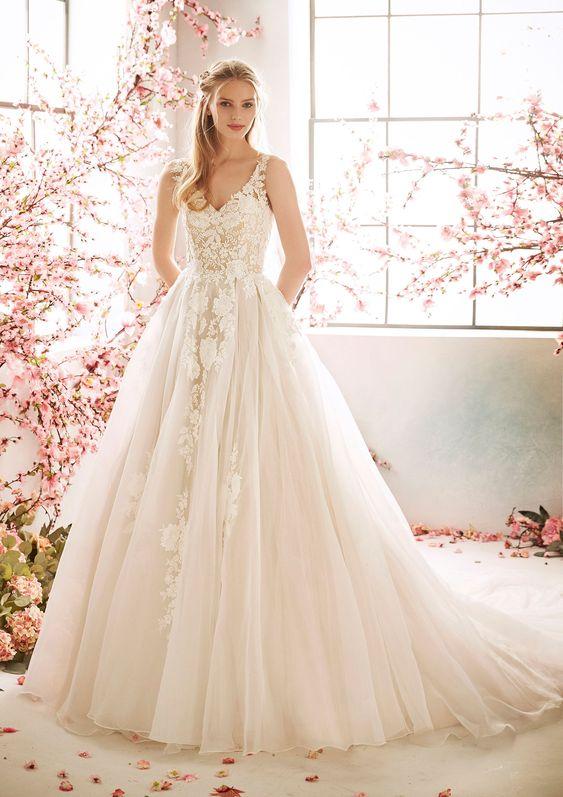 2 styles - 1 mariée : La robe 1