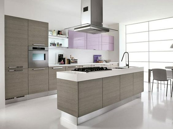 Quando definiamo una cucina moderna? parliamo di due ...