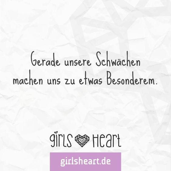 perfekt wäre ja langweilig! mehr sprüche auf: www.girlsheart.de