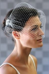 birdcage veils « confessions of a bridal consultant