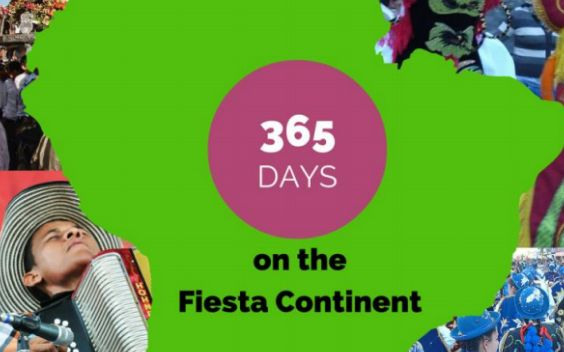 Book: 365 Days on the Fiesta Continent