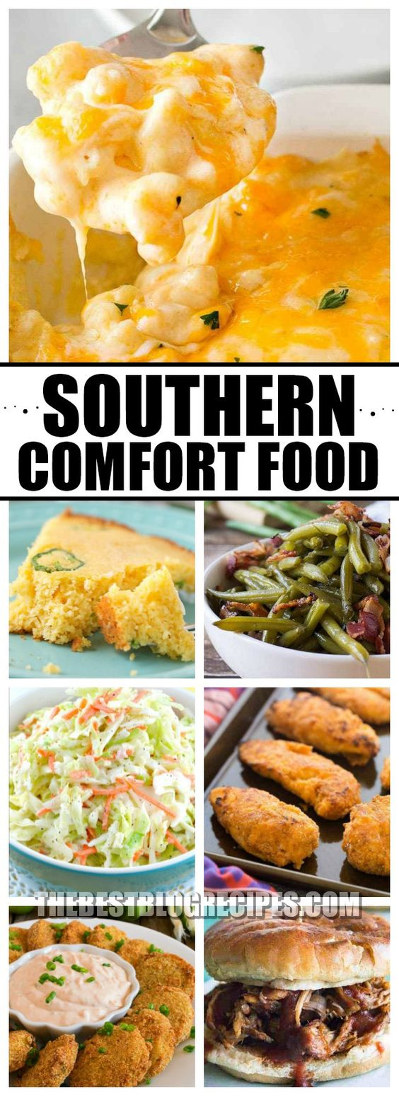 Southern Comfort Food Recipes - The Best Blog Recipes