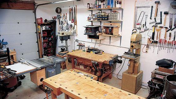 Design Your Own Shop - Handyman Club - Scout
