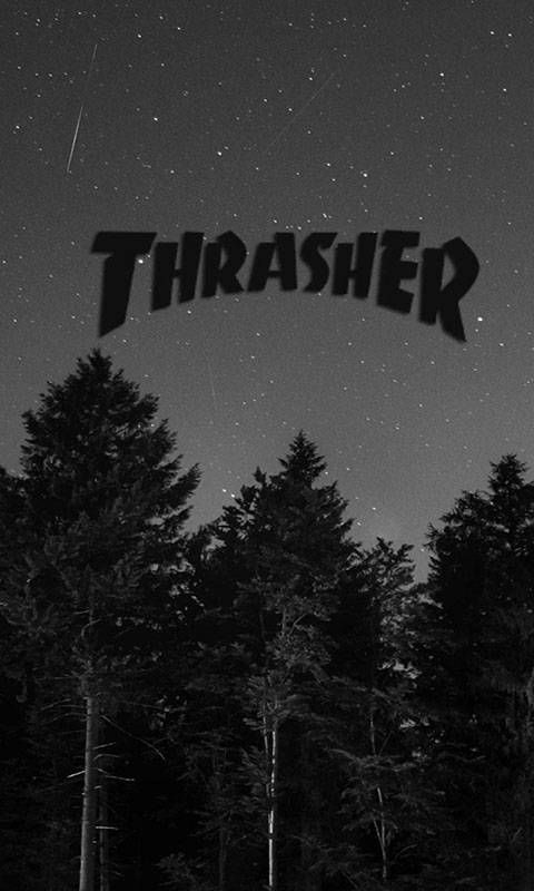 Download Thrasher Wallpaper By Prybz F6 Free On Zedge Now Browse Millions Of Popular Black And White Wa Edgy Wallpaper Hype Wallpaper Hypebeast Wallpaper