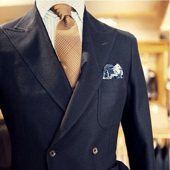 R. Douglas Custom Clothier  Fall | Winter Style Inspiration