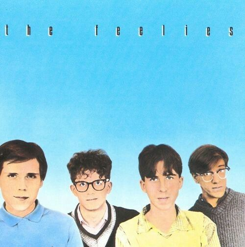 Crazy Rhythms - The Feelies - 1980