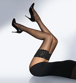 Wolford Online Shop > Stay-Up/Stockings > Satin Touch 20 Stay-Up
