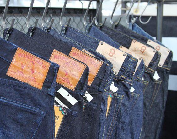 Momotaro Jeans
