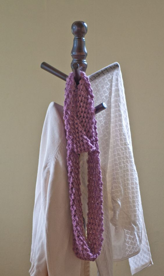 Summer Berries Remembered Infinity Tube Scarf Crochet Pattern ...