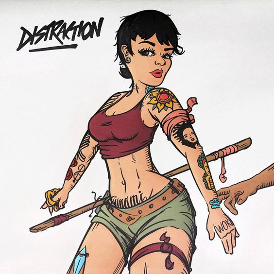 Kehlani – Distraction acapella