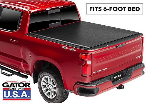 Gator Etx Soft Roll Up Truck Bed Tonneau Cover 53113 Fits 15 19 Gm Colorado Canyon 6 Bed Made In The Usa For Tonneau Cover Truck Bed Truck Bed Covers