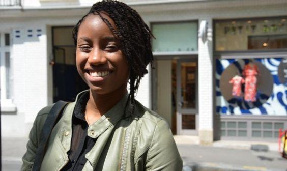Wendy, 23 ans, en master affaires internationales à Sciences po