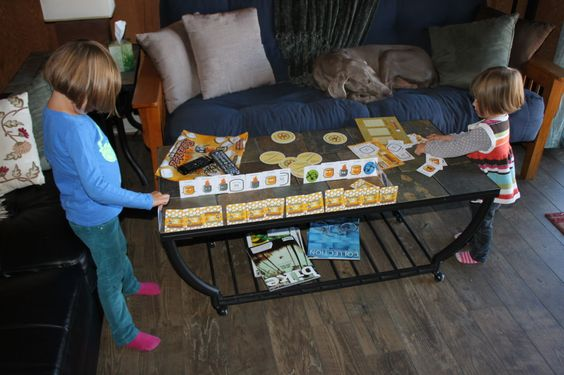 """Toasted or Roasted"" is a fun family game to educate children about the wonders of the great outdoors through imaginative play and interaction."