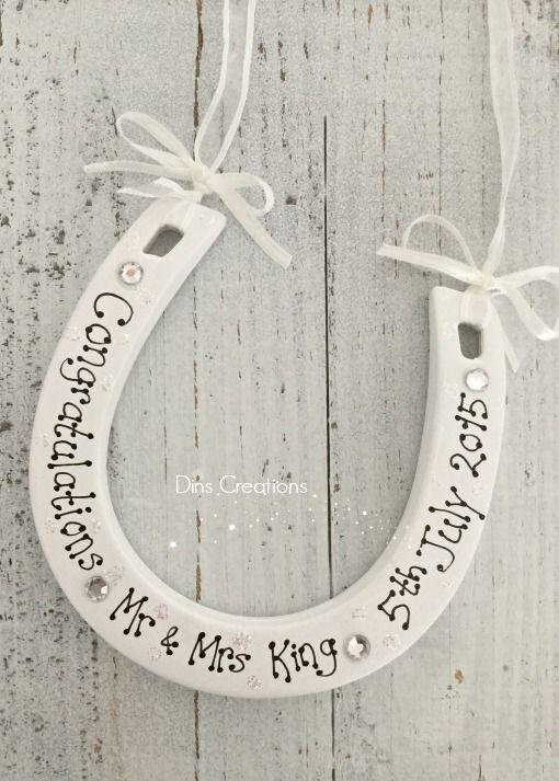 Horseshoe Wedding Lucky And Gifts