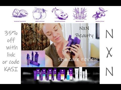 Nxn Nurture By Nature Tutorial And Review Tutorial Oil Control Products Beauty Oil
