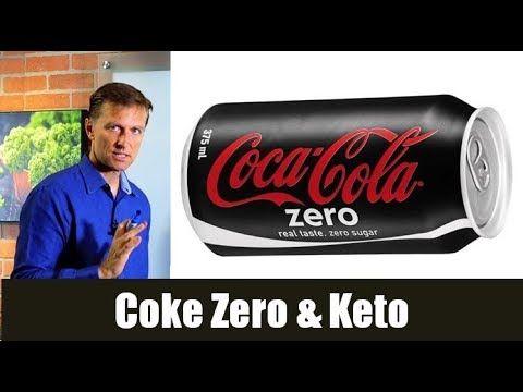 coca cola zero en dieta keto