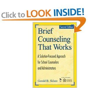 Brief Counseling That Works